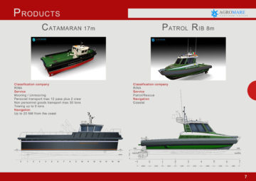 Pagina Brochure Cantiere Navale